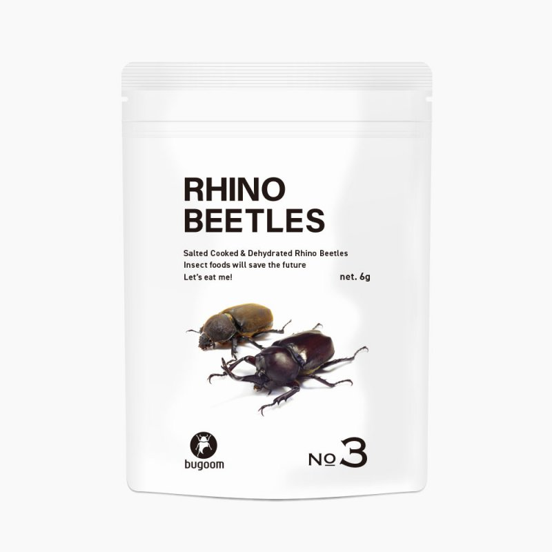 RHINO BEETLES【No.3】net.6g 商品画像0