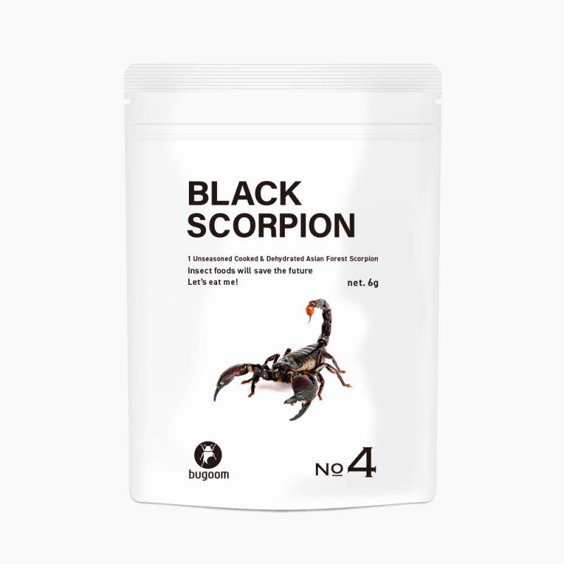 BLACK SCORPION【No.4】net.6g 商品画像0