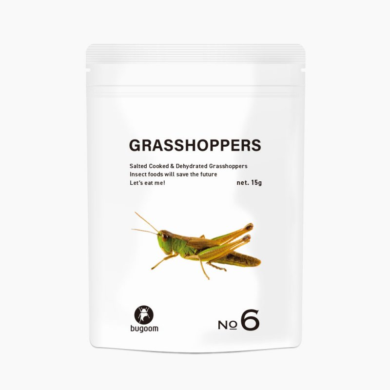 GRASSHOPPERS【No.6】net.15g 商品画像0