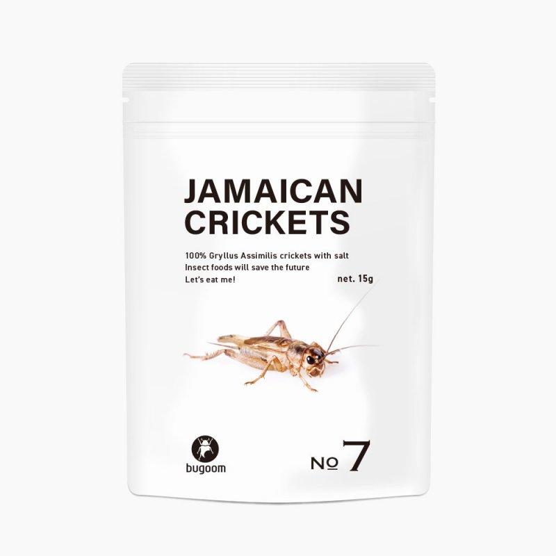 JAMAICAN CRICKETS【No.7】net.15g 商品画像0