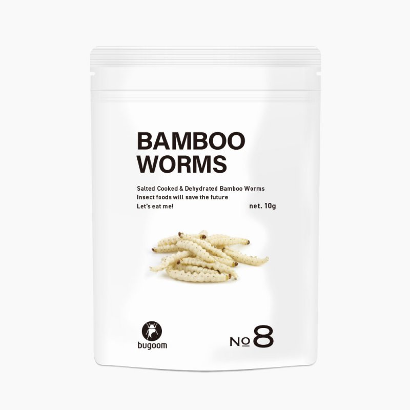 BAMBOO WORMS【No.8】