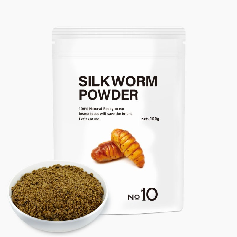 SILKWORM POWDER【No.10】