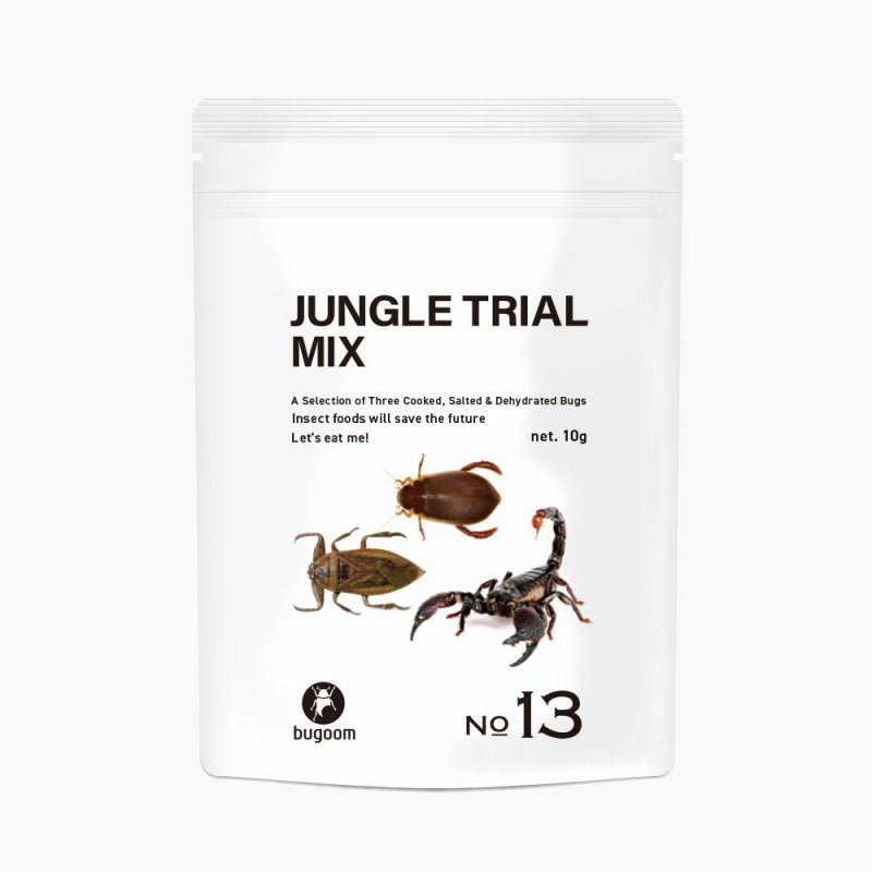 JUNGLE TRIAL MIX【No.13】net.10g 商品画像0