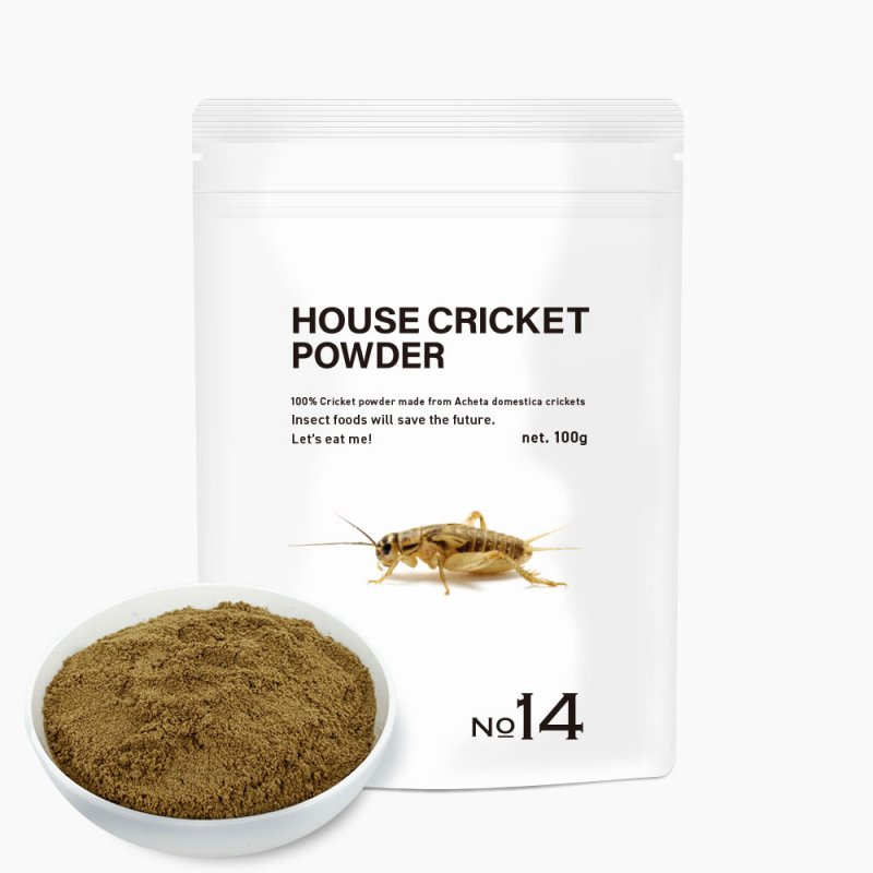 HOUSE CRICKET POWDER【No.14】net.100g 商品画像0