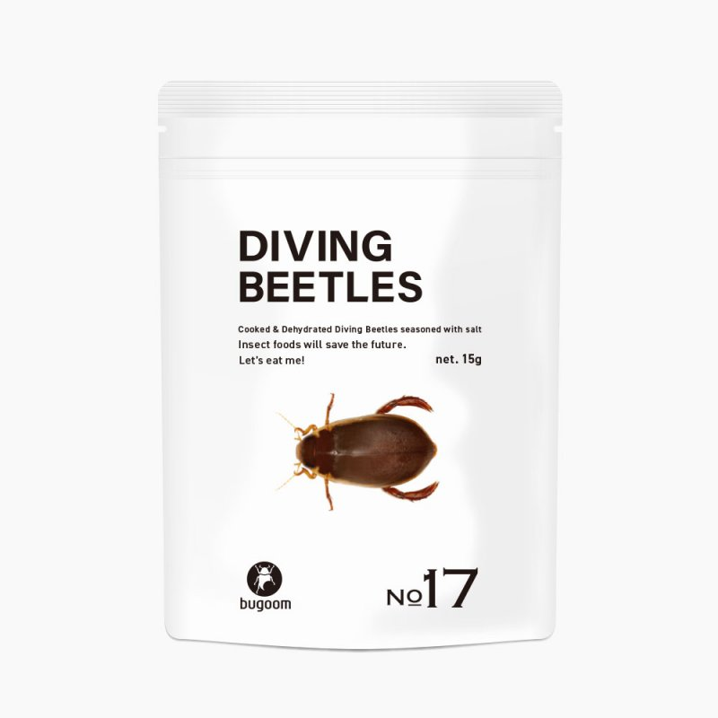 DIVING BEETLES【No.17】net.15g 商品画像0