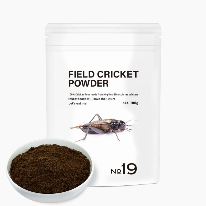 FIELD CRICKET POWDER【No.19】net.100g 商品画像0