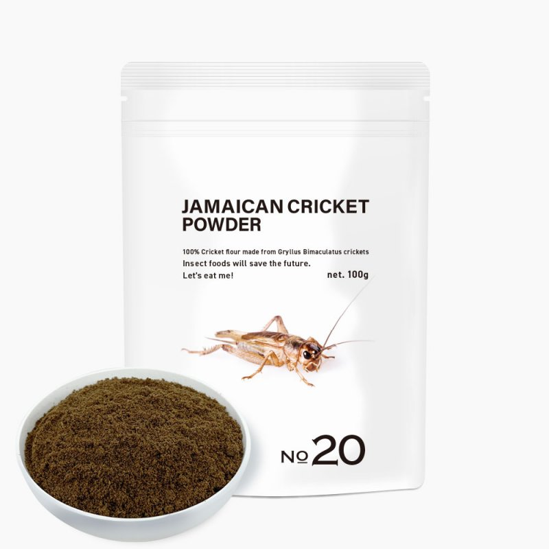 JAMAICAN CRICKET POWDER【No.20】net.100g 商品画像0