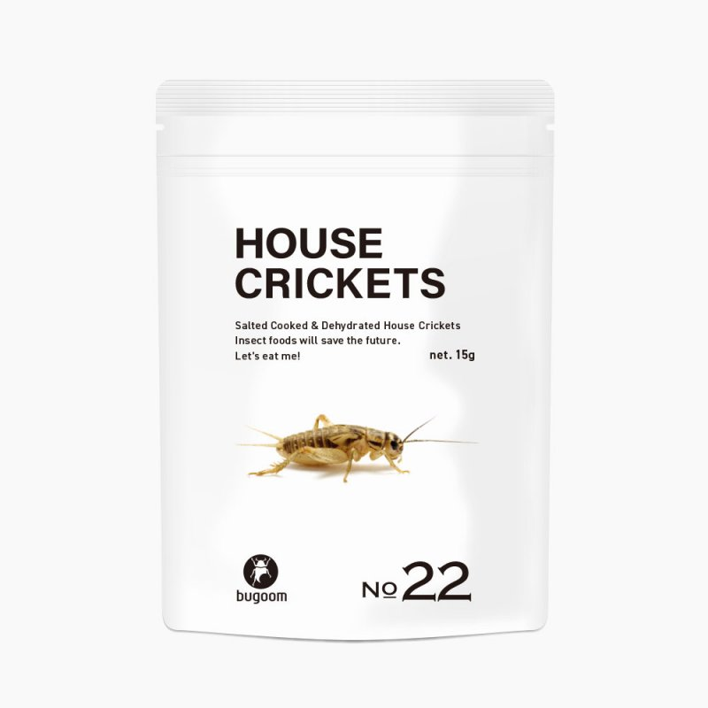 HOUSE CRICKETS【No.22】net.15g 商品画像0