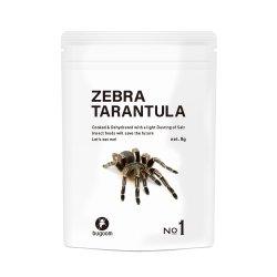 【お得】ZEBRA TARANTULA【No.1】(1袋)8g