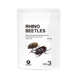 RHINO BEETLES【No.3】(1袋)6g