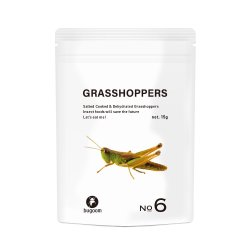 GRASSHOPPERS【No.6】(1袋)15g