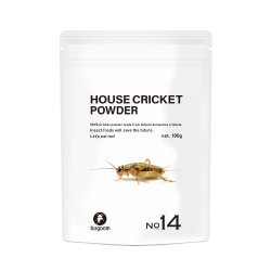 HOUSE CRICKET POWDER【No.14】(1袋)100g
