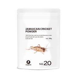 【お得】JAMAICAN CRICKET POWDER【No.20】(1袋)100g