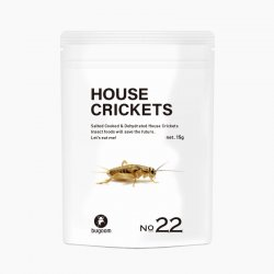 HOUSE CRICKETS【No.22】(1袋)15g